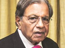 N K Singh, Chairman, 15th Finance Commission