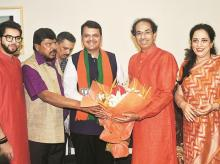 Maharashtra NDA, BJP