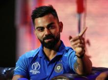 ICC cricket World Cup 2019, Virat Kohli