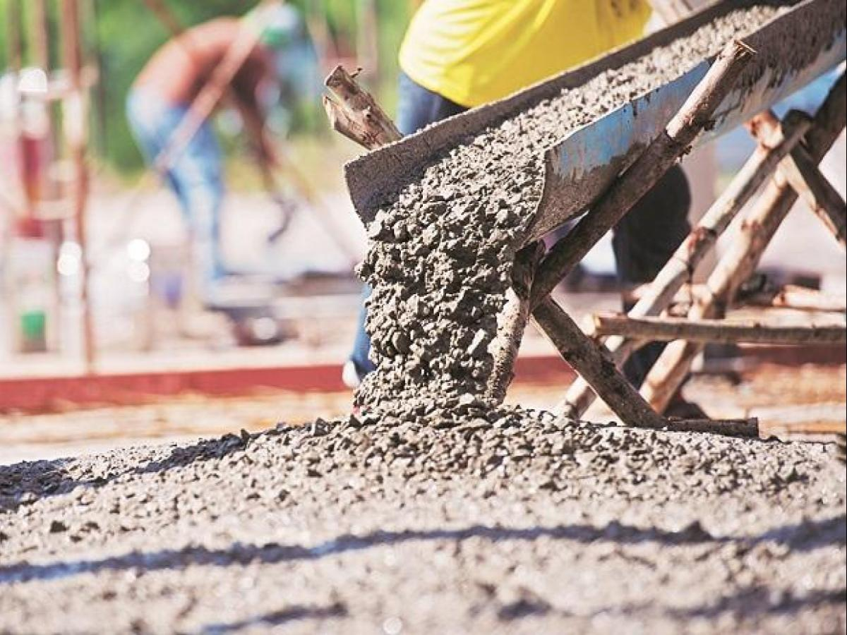 Cement emits 7% of global carbon dioxide, more than all