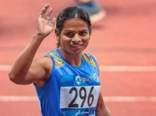 Dutee Chand. Photo: PTI