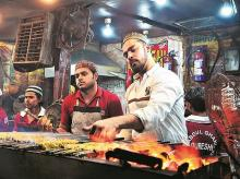 Qureshi Kebab Corner is run by the fifth generation of the family's founder