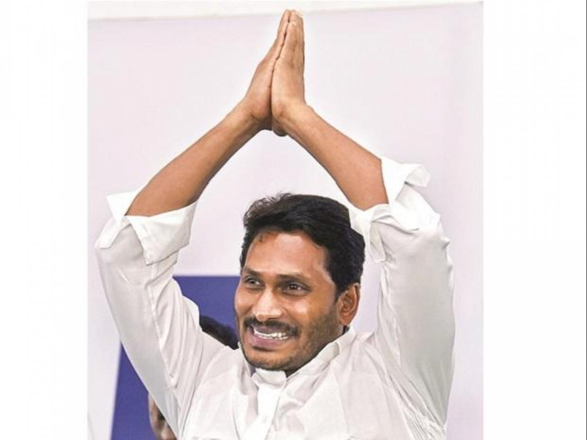 Elections 2019: Jagan Mohan Reddy's challenging journey ends