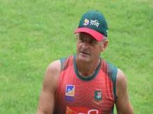 Steve Rhodes, Bangladesh Cricket team coach
