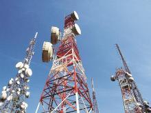 telecom, telecom towers