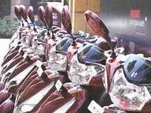 Two-wheeler sales