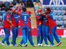 Afghanistan cricket team, ICC CWC 2019