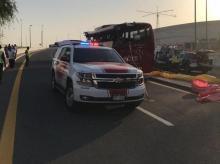 Photo: Dubai Police (Twitter: @DubaiPoliceHQ)