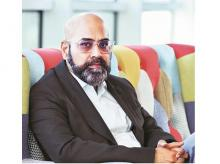 Snehasis Bose Executive director,  Planning,  L&K Saatchi & Saatchi
