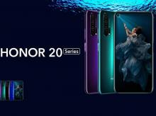 Honor 20-series launch