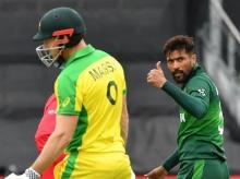 Mohammad Amir, ICC CWC 2019