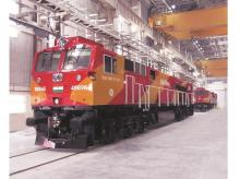 This quarter, the first completely localised locomotives are expected to come out of the unit, in which 70% of suppliers are local. Even the 10% of suppliers that are global are setting up shop in India for the project