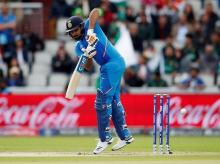Rohit Sharma. Photo: Reuters