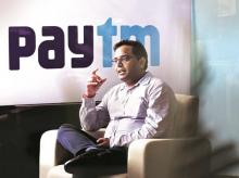 Vijay Shekhar Sharma, founder and CEO, Paytm
