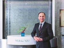 Ravneet Gill, MD & CEO of YES Bank