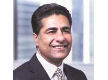 Deloitte global CEO Punit Renjen