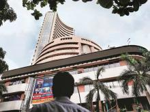 Sensex, Nifty fall amid hike in crude oil price, deficient monsoons