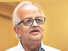 Former RBI governor Bimal Jalan