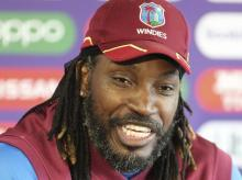 Chris Gayle, ICC CWC 2019