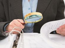 A raw deal for auditors