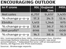 In a volatile oil scenario, city gas distribution firms still a safe bet