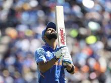 Indian skipper Virat Kohli, ICC World Cup 2019