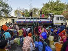 Water crisis, Chennai water crisis