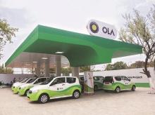 Green shoots emerging for ride-hailing firm Ola amid the pandemic