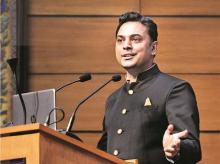 CEA Krishnamurthy Subramanian | Photo: Sanjay Sharma