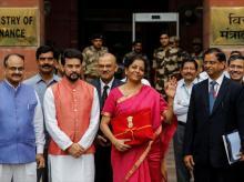 Nirmala Sitharaman, Budget 2019