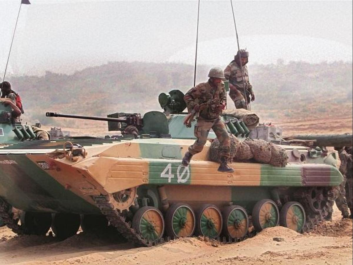 Union Budget 2019: Defence salary bill leaves less for new