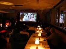 Screening of Rang De Basanti at HOME by PVR Cinemas