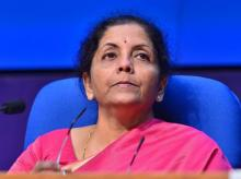 FM Nirmala Sitharaman | File photo