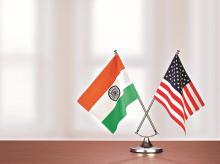 As US officials visit India on Thursday, focus shifts to trade package