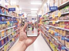 The retailers hope the technology — similar to that pioneered by Amazon.com Inc in its Amazon Go stores in the US — will allow them to cut costs and alleviate lines as they face an evolving threat from the e-commerce giant