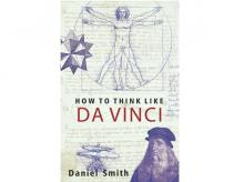 Cover of How to Think Like Da Vinci. Credits: Amazon.in