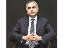 Salil Parekh, CEO Infosys
