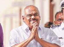 K R Ramesh Kumar, Speaker of Karnataka Assembly