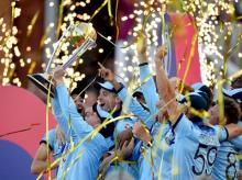 ICC Cricket World Cup 2019 champions England