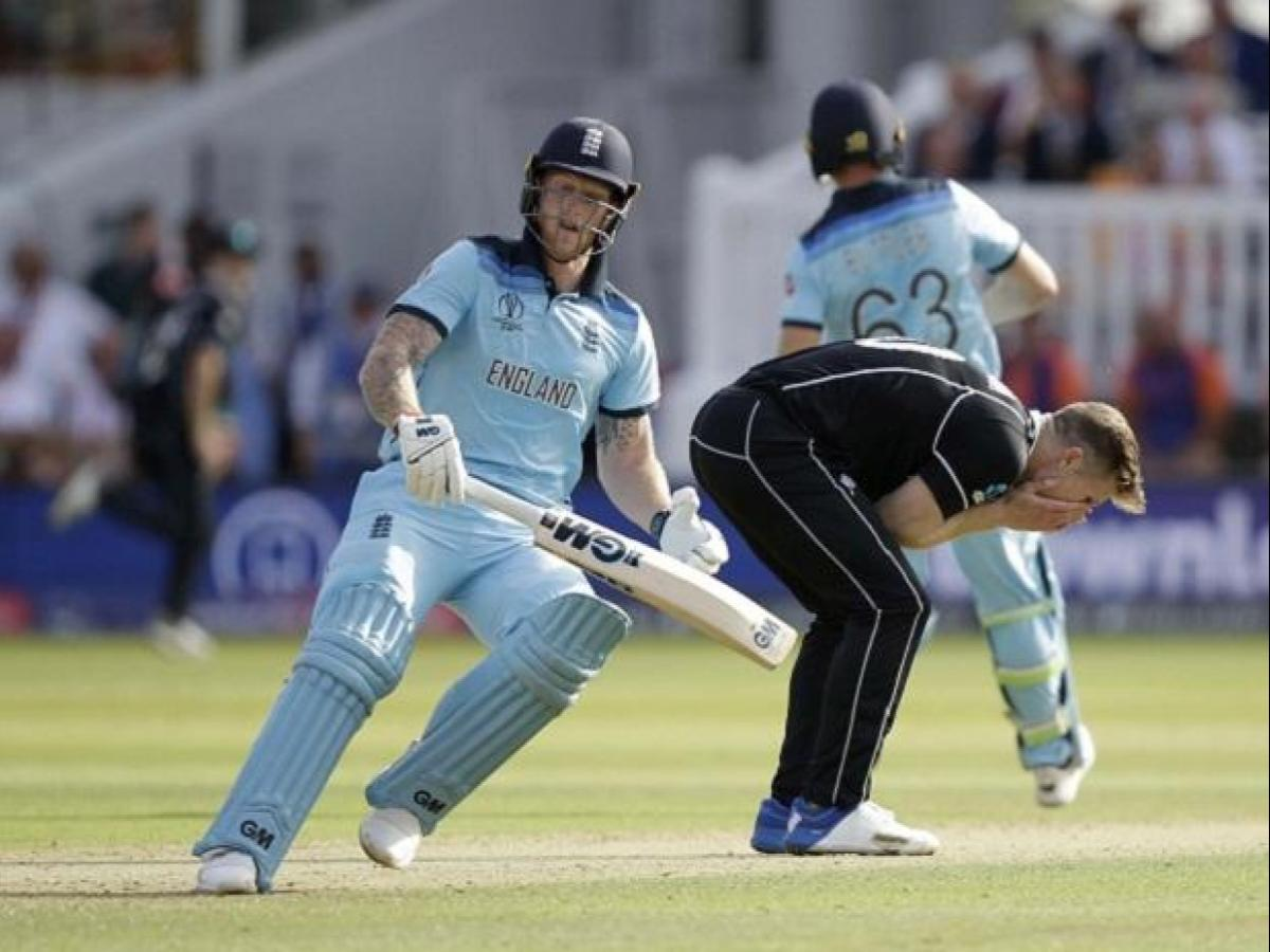 It's a shame that the ball hit Stokes' bat: NZ captain on unlucky