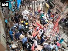 Dongri building collapse