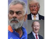 FaceApp versions of cricketer Virat Kohli, US President Donald Trump and Facebook founder Mark Zuckerberg