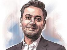 Bejul Somaia  Partner, Lightspeed Venture Partners. illustration: Ajay Mohanty