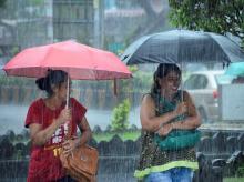 Monsoon, rain