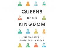 Cover of Queens of the Kingdom: The Women of Saudi Arabia Speak. Credits: Amazon.in