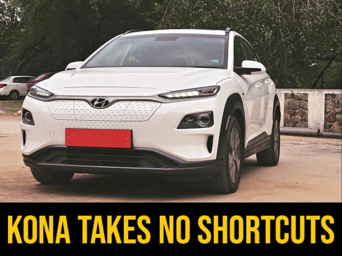 Kona Hyundai S New Electric Car Shows That Future Is Around The