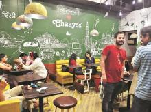 The company assesses the possible footfall and revenue using data and generates a score for each shortlisted location based on which it chalks out the revenue it can generate. Photo: Sanjay Sharma