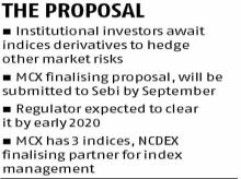Futures in commodity indices likely by FY20 end, with MCX as first mover
