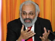 Subir Gokarn. File photo.