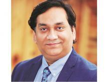 JP Shukla, co-founder & CEO, 1-India Family Mart